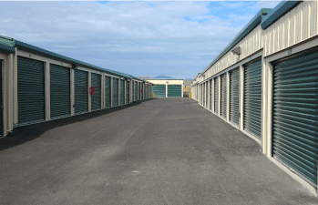 Post Falls Self Storage Units